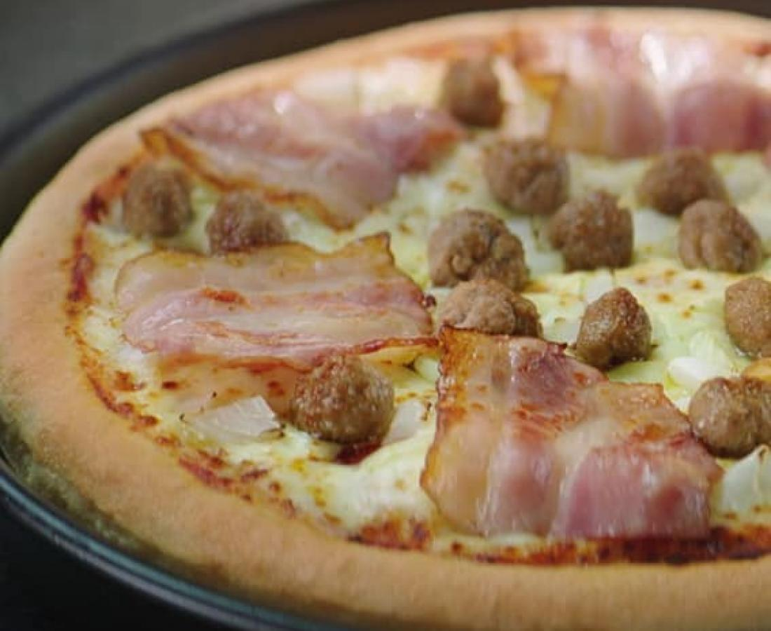 Pizza of een special van de Chef? - Pizza Hut